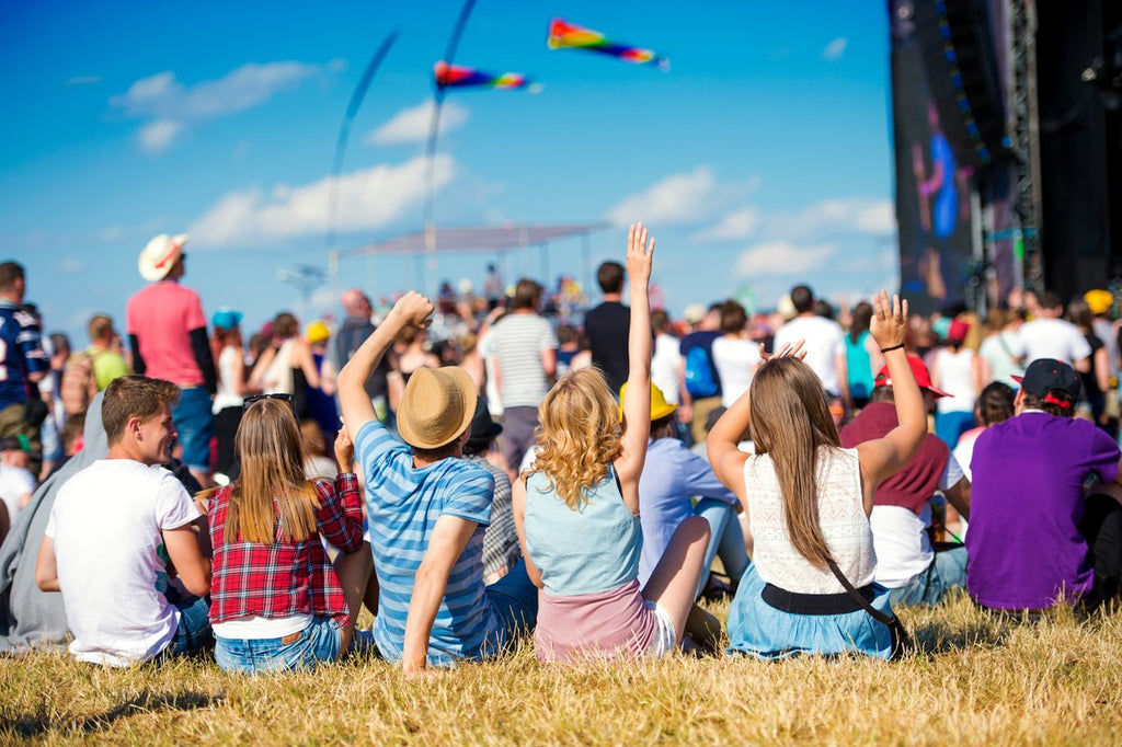 How festivals are adapting to sober party-goers