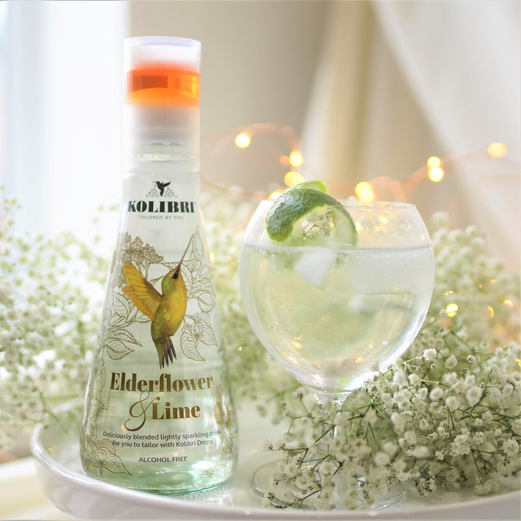 Elderflower & Lime Botanical Infusions (6 Pack)