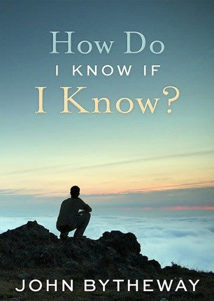 How Do I Know if I Know?