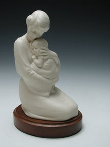 Cherished Moment Porcelain Figurine
