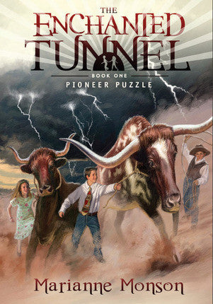 The Enchanted Tunnel - Book 1: Pioneer Puzzle