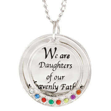 Daughters of Virtue YW Necklace