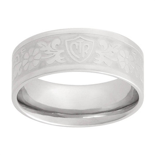 CTR Daisy Ring (Stainless Steel)