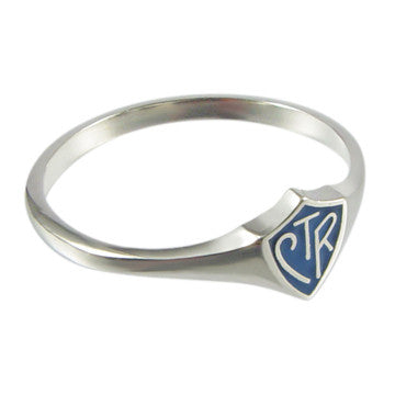 CTR Ring, Blue Mini Str Slv