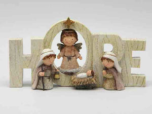 Children Nativity Scene