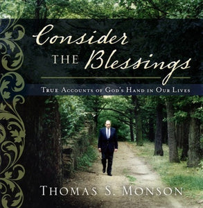 Consider the Blessings (Hardcover)