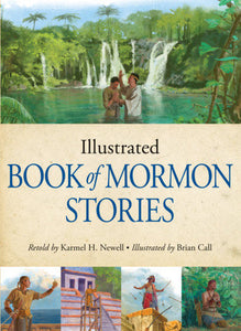 Illustrated Book of Mormon Stories (Hardcover)