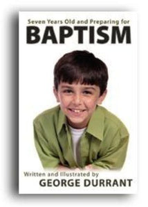 7 Years Old and Preparing for Baptism (Paperback)