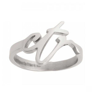 CTR Autograph Ring (Stainless Steel)