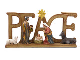 Holy Family Nativity