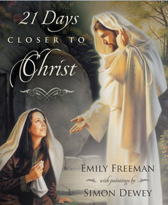 21 Days Closer to Christ (Hardcover )
