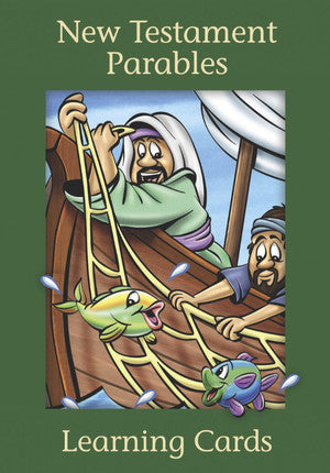 New Testament Parables Learning Cards