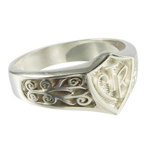 CTR Legacy Ring (Stainless Steel)