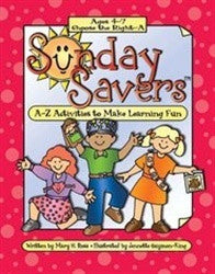 Sunday Savers CTR-A (Ages 4-7)
