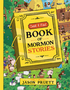 Seek and Find - Book of Mormon Stories