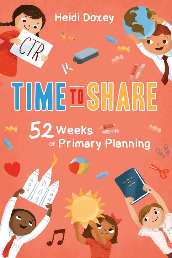 Time to Share - 52 Weeks of Primary Planning