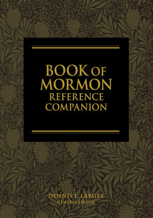 Book of Mormon Reference Companion
