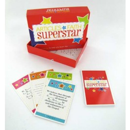 Articles of Faith Superstar - Game