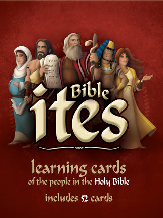 Bible - Ites Learning Cards
