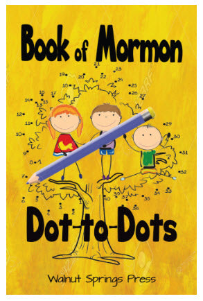 Book of Mormon Dot-to-Dots