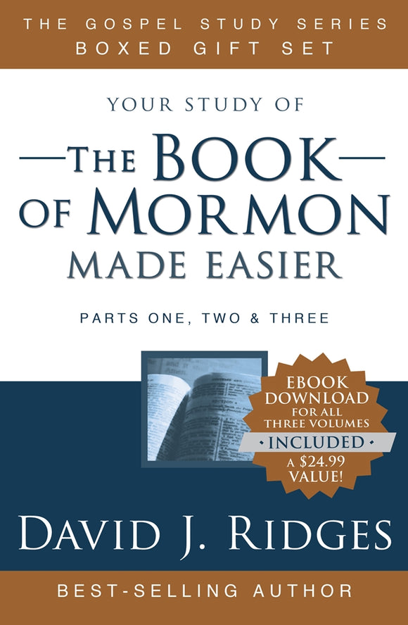 Book of Mormon Made Easier Boxed Set (Paperback)