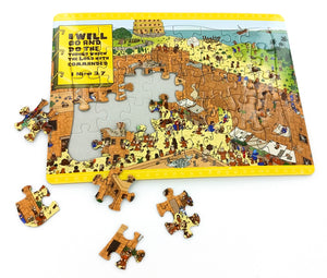 Book of Mormon Stories Children's Frame Puzzle (40 Piece)
