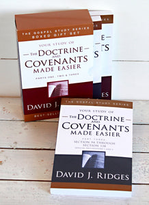Doctrine and Covenants Made Easier Box Set (Paperback)