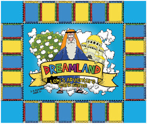 Dreamland: Lehi's Adventure Card Game