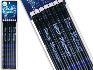 Easy Grip Pencils - Future Missionary