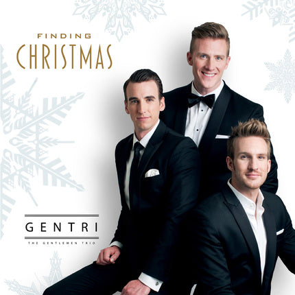 Finding Christmas by Gentri (CD)