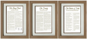 Framed Declarations