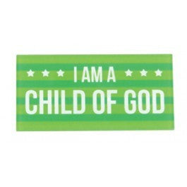 I Am A Child of God Badge