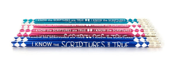 I Know the Script are True Pencils (7pk)