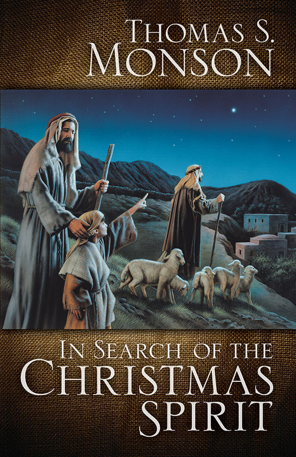 In Search of the Christmas Spirit Booklet