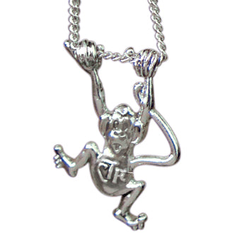 CTR Monkey Slide Necklace