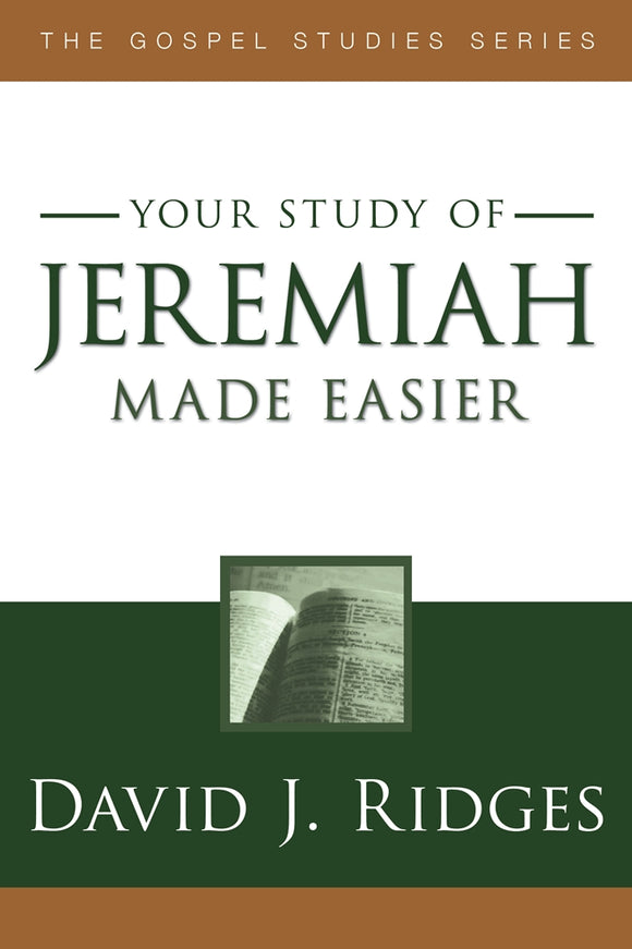Jeremiah Made Easier (Paperback)