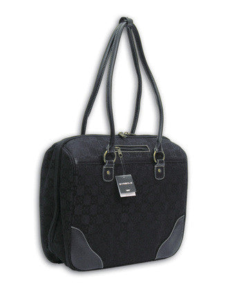 Jordi Temple Bag Black