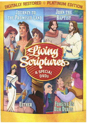Living Scriptures (4 DVD Set)
