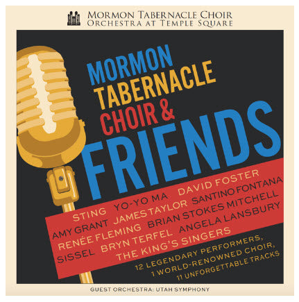 Mormon Tabernacle Choir and Friends (CD)