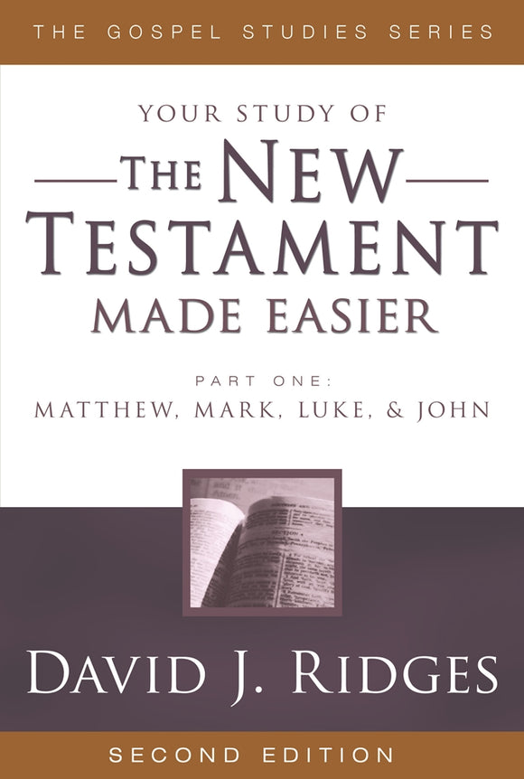 The New Testament Made Easier (Paperback)