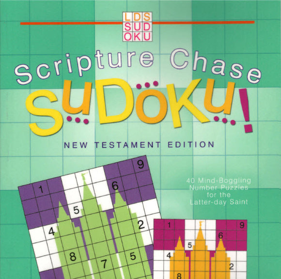 Scripture Chase Sudoku