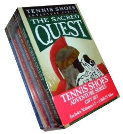 Tennis Shoes Among the Nephites Gift Set (Vol 1 - 5)