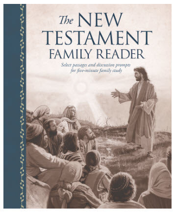 The New Testament Family Reader (Hardcover)