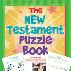 The New Testament Puzzle Book