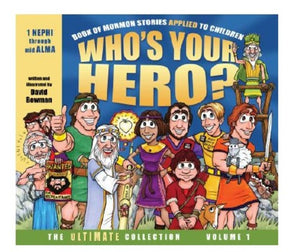 Who's Your Hero? The Ultimate Collection (Vol 1)
