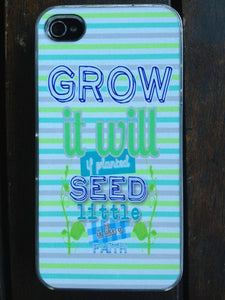 Phone Covers - Faith Will Grow