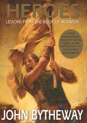 Heroes: Lessons from the Book of Mormon (DVD )