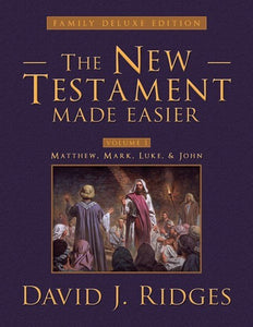The New Testament Made Easier (Family Deluxe Edition)