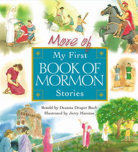 More of My First BOM Stories (Board Book)