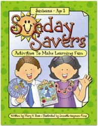 Sunday Savers: Sunbeams (Age 3)